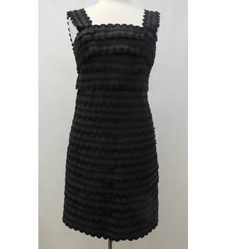 French Connection black dress size 10 French Connection - Size: 10 - Black