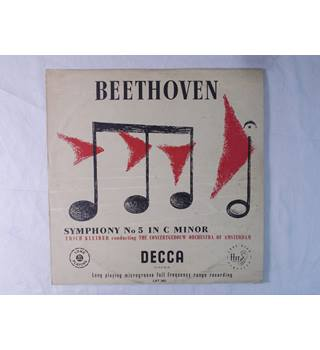 Beethoven: Symphony No 5 in C Minor - LXT 2851
