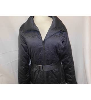M&S DOWN FEATHER COAT M&S Marks & Spencer - Size: 10 - Blue - Casual jacket / coat