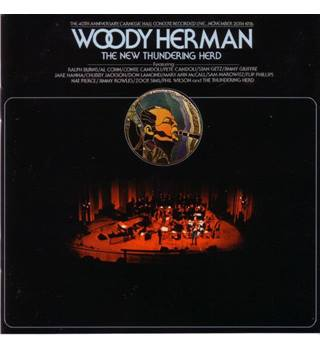 The 40th Anniversary, Carnegie Hall Concert Woody Herman - PL 02203