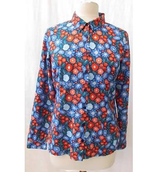 Seasalt Cornwall - Size: 12 - Multi-coloured - Shirt