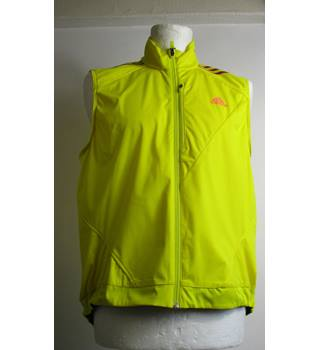 Adidas - Unisex Jacket - Yellow - Approximate Size: XL