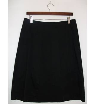 REISS Black Knee-Length Skirt Size 10