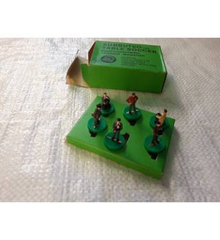 Subbuteo c104 Photographer / Trainer / Manager Set
