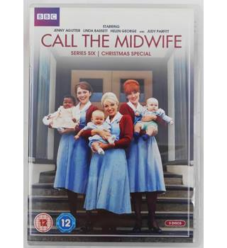 CALL THE MIDWIFE SERIES 6 12