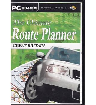 The Ultimate Route Planner: Great Britain