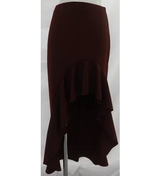 ASOS - Size: 10 - Purple - Handkerchief skirt