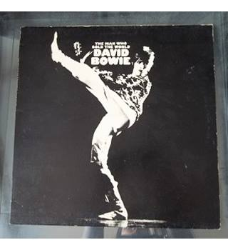 David Bowie - The Man Who Sold the World Vinyl