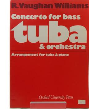 Concerto for bass tuba & orchestra (arr. for tuba and piano)