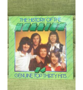 The History Of The Hollies: 24 Genuine Top Thirty Hits - The Hollies - EMSP 650