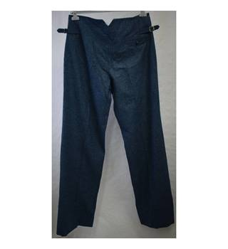 Gucci - Size 20 - Blue trousers