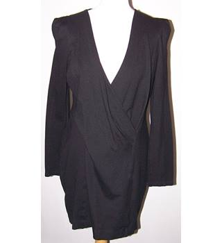 French Connection - Size: 16 - Black - Tunic top