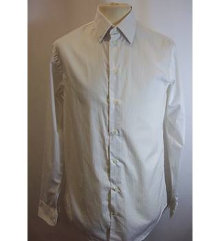 ARMANI collection - Size: L - White - Long sleeved
