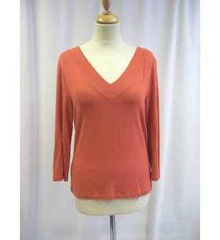 Artigiano - Size: 12 - Orange - Long Sleeved Top