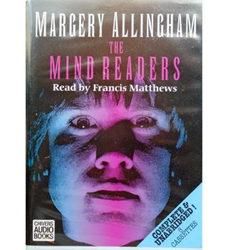 The Mind Readers - Margery Allingham - Audio Cassettes