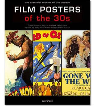 Film Posters of the 30s: The Essential Movies of the Decade (Paperback) |  Oxfam GB | Oxfam's Online Shop