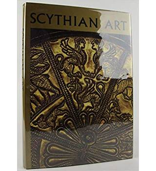 Scythian art -hardback book