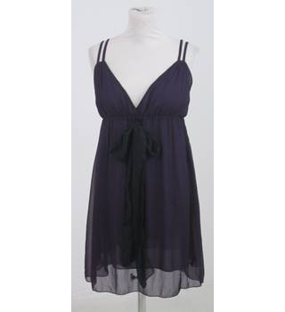 Echoo - Size: S - Purple summer dress