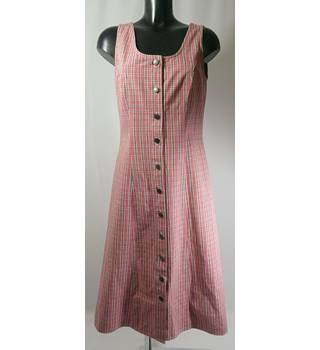 M&S Marks & Spencer - Vintage dress - Size: 10 - Pink