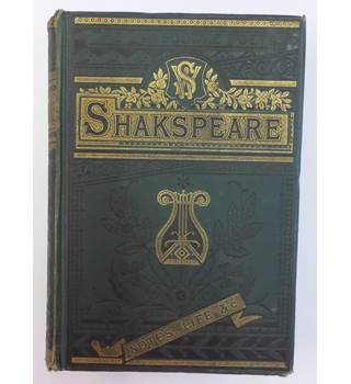 The Works of Shakspeare - The Lansdowne Poets - 1886
