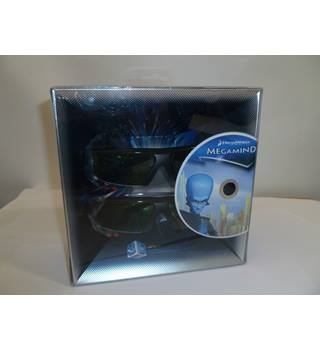 Brand new Samsung 3D Starter Kit 2011 3D Active Glasses x 2/ 3D Blu-ray Disc