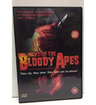 Planet of the bloody apes - 18