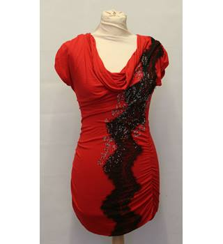 Jane Norman - Size: 10 - Red