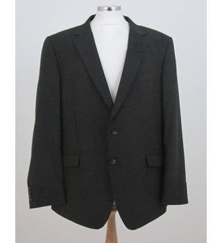 NWOT M&S Marks & Spencer - Size: 46S - Brown - Suit Jacket
