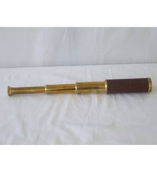 Antique Style Nautical Handheld Telescope or Spyglass