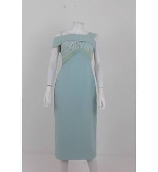 BNWT ASOS Size 10 Mint Green Evening Dress