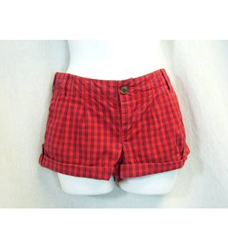 Jack Wills - Size: S - Red - Hot pants