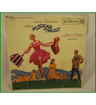 Rodgers And Hammerstein– The Sound Of Music (An Original Soundtrack Recording) - SB-6616
