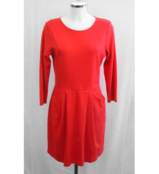 Hobbs red dress Size 14