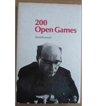 200 Open Games  (Chess)