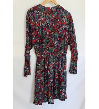 Ms Chaus vintage Dress Size 12 Ms Chaus - Size: 12 - Multi-coloured - Knee length dress