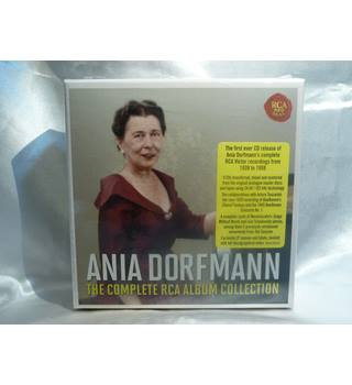 Ania Dorfmann - The Complete RCA Album Collection (9 CD set, new sealed in shrink wrap)