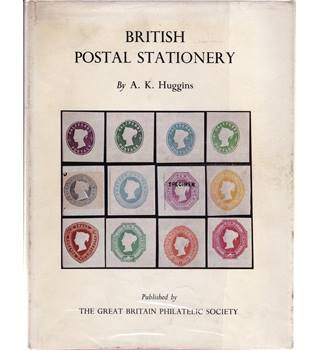 British Postal Stationery - A.K. Huggins, 1971