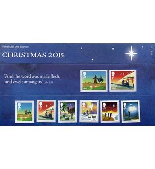 2015 Christmas presentation pack