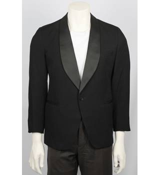 BURTON tailored - Size: L - Black - Single breasted dinner suit