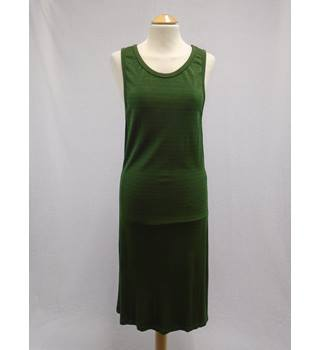 French Connection Green Dress - Large