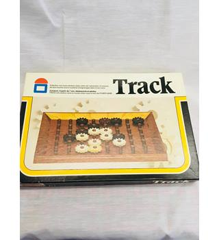 Vintage Track Game by Edmond Dujardin