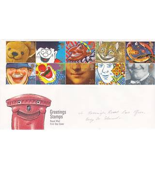 Great Britain - First Day Cover