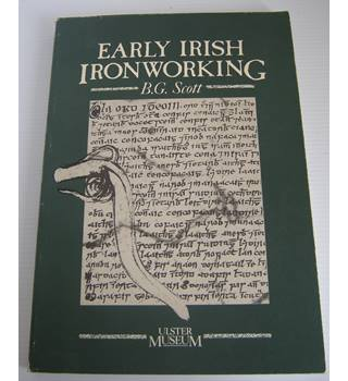 Early Irish Ironworks