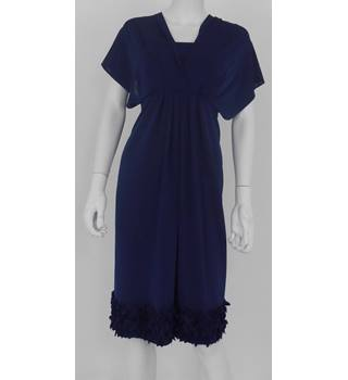 NWOT M&S Collection - size 14, navy blue cocktail dress