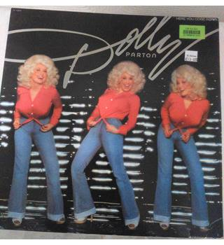 Dolly Parton ‎– Here You Come Again - Vinyl