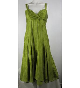 Kaliko - size: 8, green prom dress