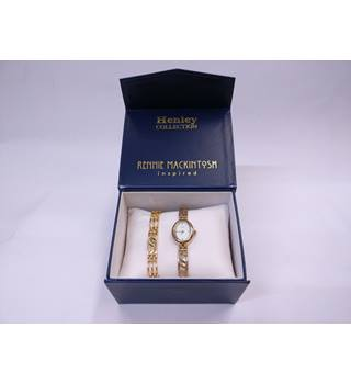 Henley Collection Rennie Macintosh Inspired Watch Henley - Size: Medium