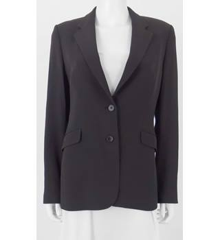 Jigsaw Size: 12 Brown Fitted Blazer