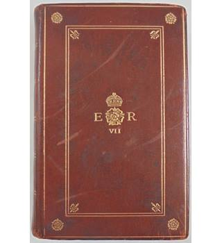 The Royal Commemoration Prayer Book