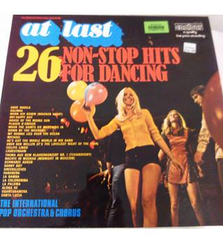 At Last - 26 Non-Stop Hits For Dancing - Vinyl